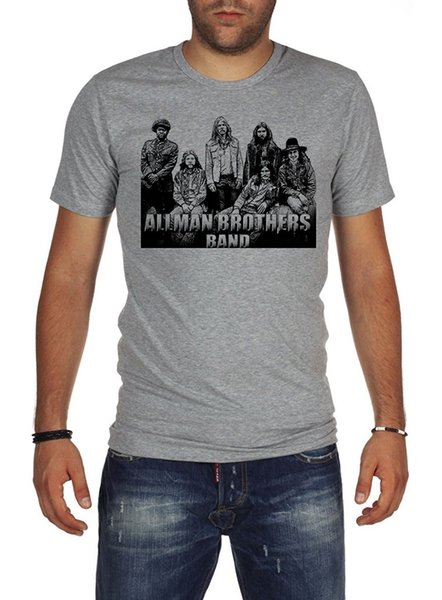 GREGG ALLMAN the Allman Brothers Band new T SHIRT all sizes S M L XL rock
