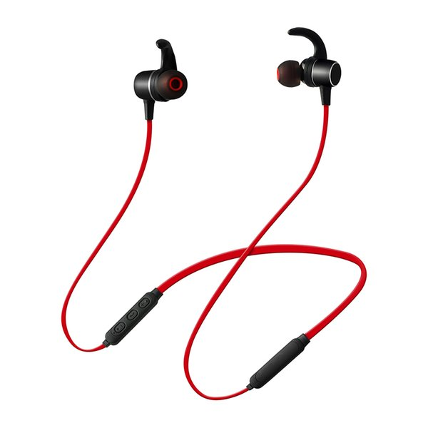 Magnetic Wireless Earbuds Bluetooth Headphones Sport in-Ear Sweatproof Earphones (Super Sound Quality, Bluetooth 4.1, 8 Hours Play Time)