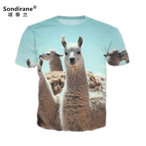 2018 new fashion Design New Fashion Womens/Mens Animal 3D T Shirts Casual Short Sleeve Funny Tee Shirts Hip Hop Tops Clothing comfortable