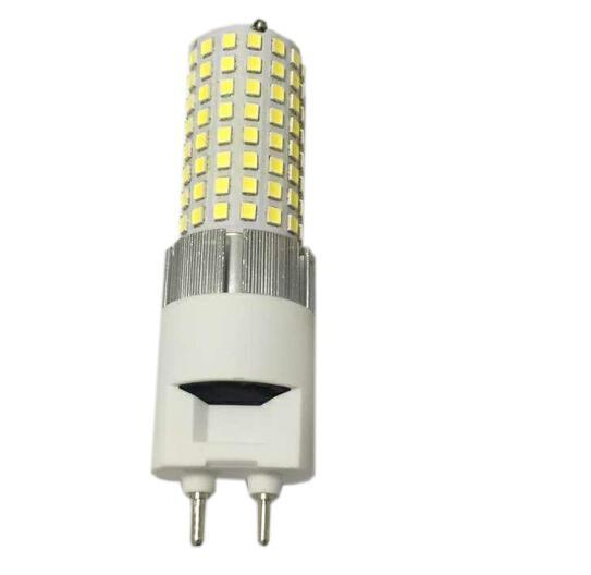 10pcs/lot 20W G12 led light 2400lm led G12 bulb PL light replace 75w Metal halide lamp AC85-265V