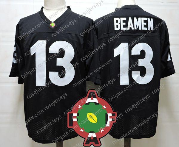 13 Willie Beamen Schwarz