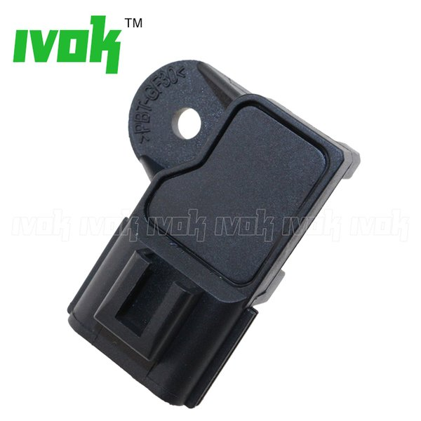 1 Bar Manifold Absolute Air Pressure MAP Sensor For VOLVO S40 II V50 1.8 2.0 30658184, 31251242, 31251242AA, 1S7A9F479AC, 0261230044