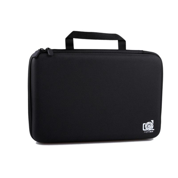 wholesale Large Size 33cm x 23cm x 6cm Protective Travel Storage Carry Bag Case for GoPro HD Hero Camera 3+ 4 5 6 SJCAM SOOCOO YI