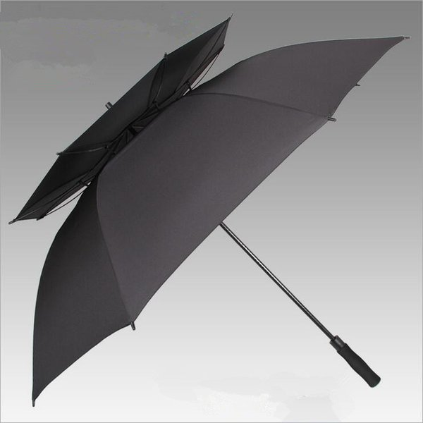 New Style Windproof Umbrellas Sun and Rain Umbrella For Men