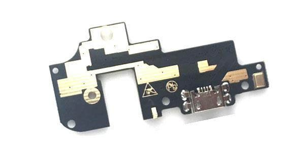 New USB Charging Port Charge Dock Board Connector Microphone Pcb for Nubia M2 Lite NX573j Repair Replacement