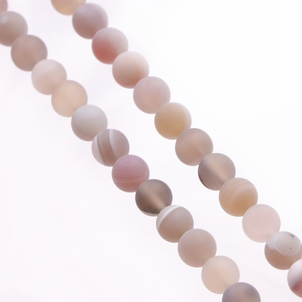 Frosted Veins Natural Agates Onyx Loose Beads for Jewelry Making Round 6 8 10 12mm Stone Gray Carnelian Findings 15inch B388