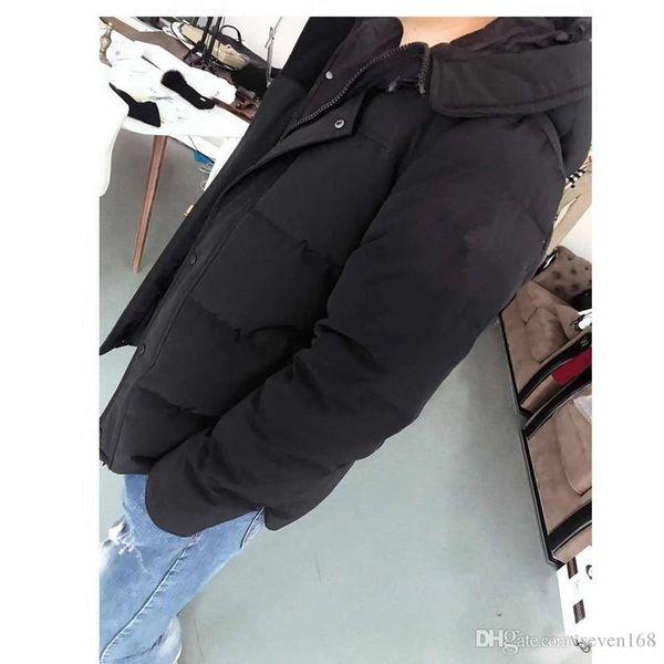 Großhandel Herren Gänsedaunenjacke Goose Men CITADEL Parkas Dick Warm Outwear Kapuzenjacke Größe M XXXL 2 Farbe. Von Nanfashion, $0.84 Auf