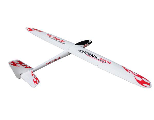 Volantex Phoenix 2000 RC KIT Modèle De Planeur De Planeur Sans Servomoteur Batterie 30A ESC