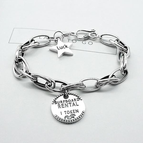 Hot Fashion 925 Cœur Argent Bracelet Charme Européen Bracelet Fit Femmes Taille Choisir