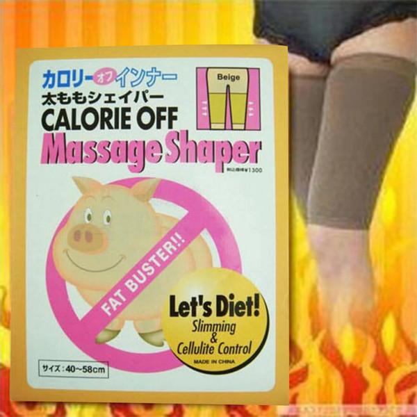 2018 Hot Girl Slimming Leg trainer Slimming Belt Body Shaper Best Body Thigh Slimming Band Lose Weight Belt L3 Women Free Shipping