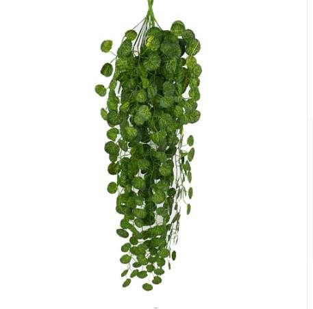 Artificial plants Hanging Vine Plant Leaves Garland Home Garden Wall Decoration Green Dropshipping