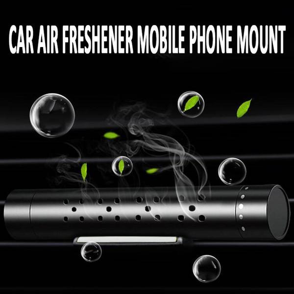 yentl Mini Metal Car Air Outlet Perfume Clip Accessories Contains 5 Perfume Sticks Car Air Freshener Auto outlet Perfume Vent Air freshener