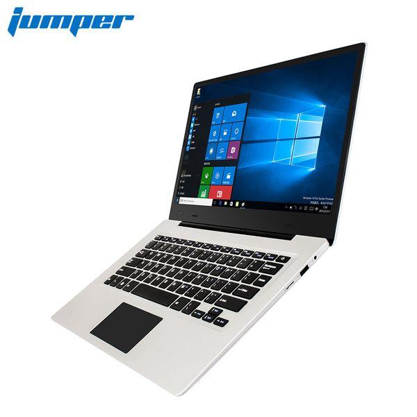 Jumper EZBOOK 3 S laptop de 14 polegada 6 GB DDR3L RAM 256 GB SSD Armazenamento Intel Apollo Lake N3450 1080 P Tela Notebook Windows10 computador