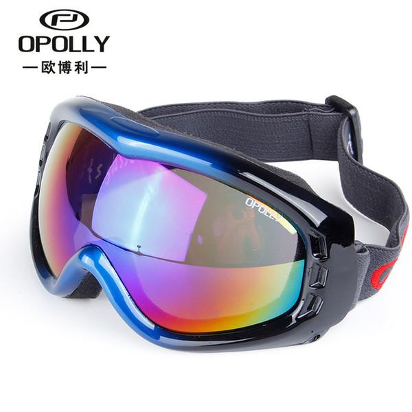 2018 Новый Мужчины Женщины сноуборд лыжные очки ветрозащитный глаза защита лыжные очки gafas снег occhiali да sci снег лыжные очки