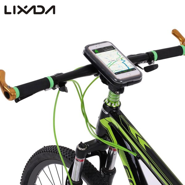 Lixada À Prova de Chuva Saco de Bicicleta para 5.5