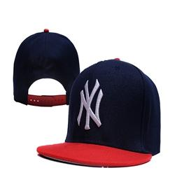 c5f7fa80355a7 2018 fashion hip-hop NY snapback caps and white red stars and stripes  printing