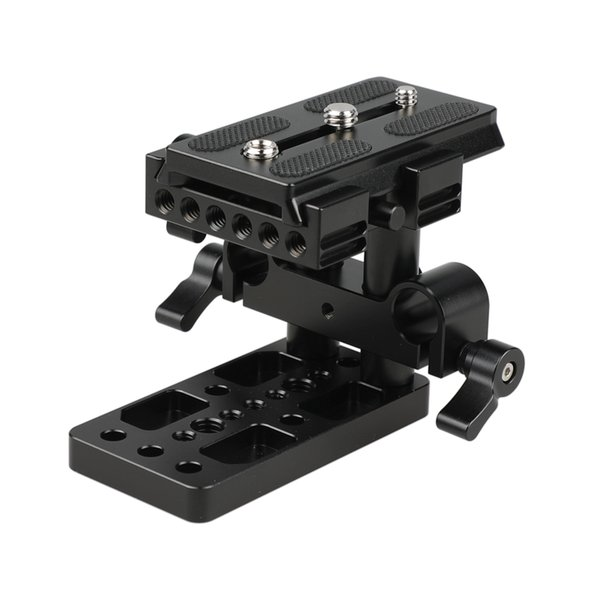 Quick Release Mount Base QR Plate for Manfrotto Standard Accessory