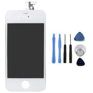 For iPhone 4s LCD Display+Touch Screen digitizer+Frame assembly Black Color Best price Best quality