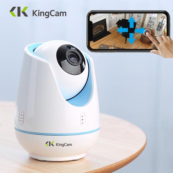 KingCam 1080P Wifi Moniteur Bébé Sans Fil 2 Voies Audio Intelligent Caméra Avec Détection de Mouvement Caméra IP sans Radiation de Sécurité