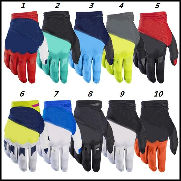 top popular F-10-Colors Gloves Bike Gloves Motocycly Glove ALL SAME As FO... 2019