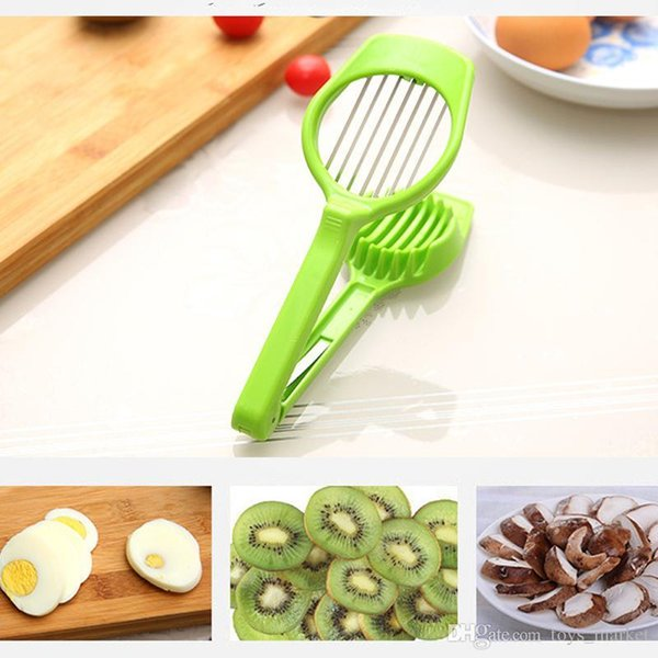 New Egg Slicer Section Cutter Mushroom Tomato Cutter Multifunction Kitchen Accessories Cooking Tool Cozinha Gadgets Salad tool