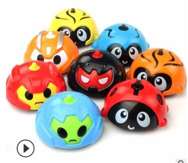 Finger spinning top mini animal toys cheapest gag toys kids party birthday gifts many colors 197