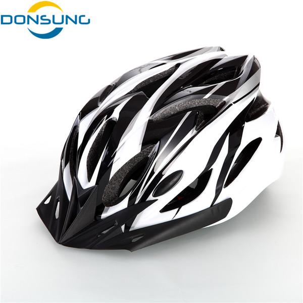 BYDONSUNG Bicycle Helmets Men Women Helmet Mountain Road Bike Integrally Molded Cycling Helmets Bicicleta e Ciclismo