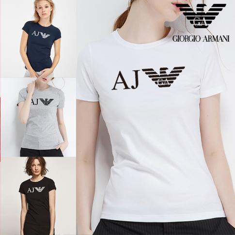 2019 woman High qualitys cotton new O-neck short sleeve t-shirt casual style for sport women Brands T-shirt AR**