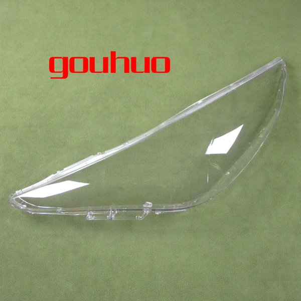 lampshade headlamp lamp shell transparent lampshade headlight cover glass for Hyundai Sonata 11-13 eight generation 2PCS
