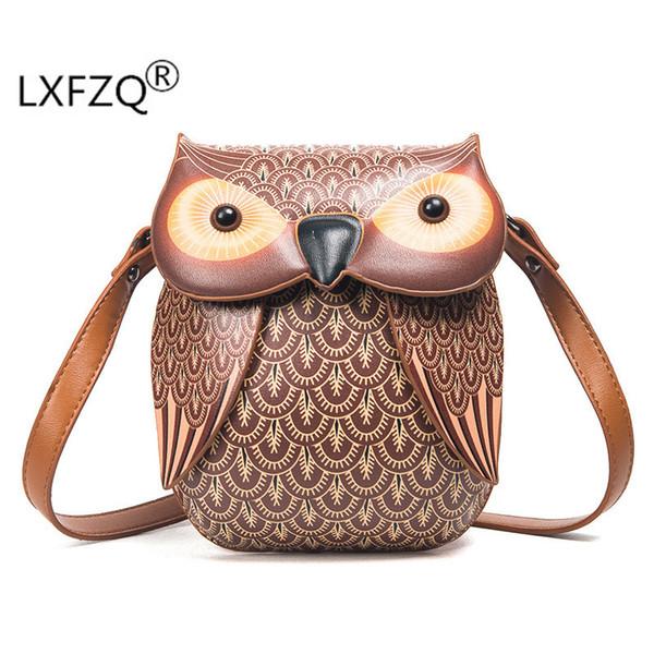 New women bag Cartoon fashion women's over-the-shoulder bags for women 2018 leather handbags bolsos mujer bolsa feminina