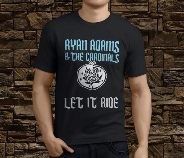 New Cool Ryan Adams American Sänger Musik Männer T-shirt Größe S-3XL