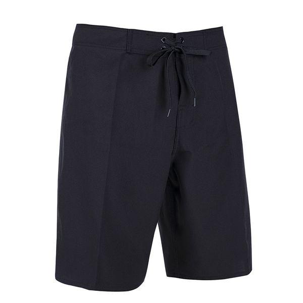top popular Men's Board Shorts Summer 2018 Bermuda Masculina Spandex Boardshorts Surf Beach Swim Short Pants Swimwear Elastic 2019