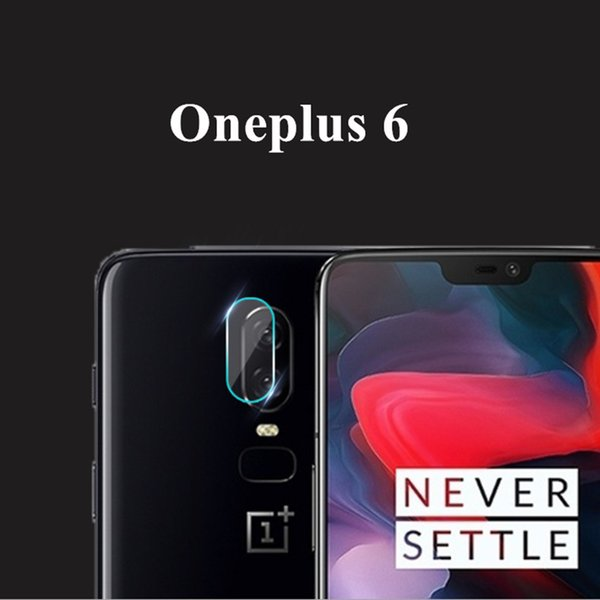 Back Rear Camera Protective Sticker For OnePlus 6 Camera Tempered Glass Film Lens Protector Glasses one plus 6 For oneplus6 rear gass HD