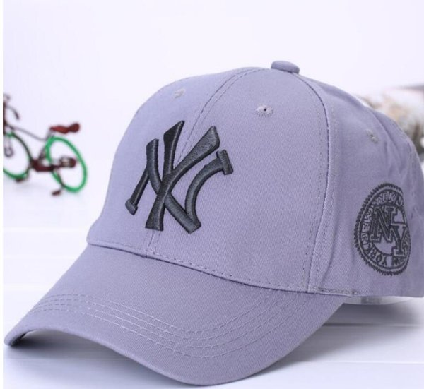 KAAPE new NY new hat & kanye west men women embroidery hip hop baseball cap famous brand leisure duck tongue hat best quality free shipping