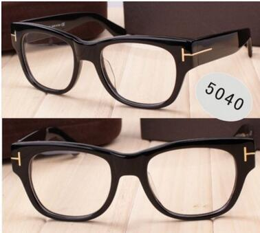 best selling Free delivery good quality 2018 brand plate 5040 retro old glasses frame factory outlet