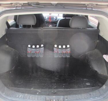 Neue Auto Zurück Rear Trunk Sitz Elastische String Net Mesh Aufbewahrungstasche Tasche Käfig Auto Organizer Sitz Zurück Tasche 40 * 25 cm
