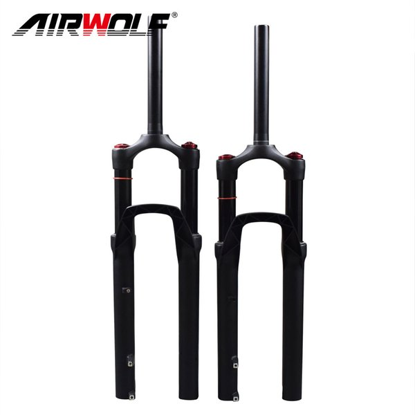 2018 Newest Airwolf Suspension 27.5er/29er fork D brake mtb fork aluminum alloy fork bike 100 9mm bicycle forks