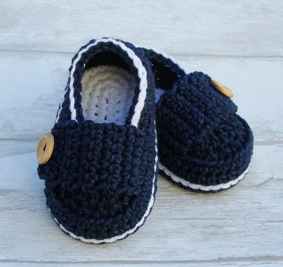 Baby Boy Booties, Newborn Shoes, brown Christening Shoes, handmade crochet Baby Shoes Newborn Photos size: 9cm11cm,13cm 5pairs/10pcs