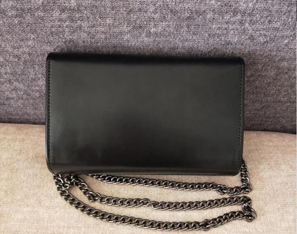Hochwertige Umhängetasche Handtaschen Clutch Bags Neue Hit Farbe Ling Gitter Umhängetasche einfache Kette Paket Cross Body Taschen
