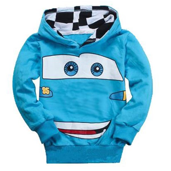 bbc18bcf8 Cheap Spring Autumn Cars Boys Hoodies Lightning Boys Sweatshirt ...