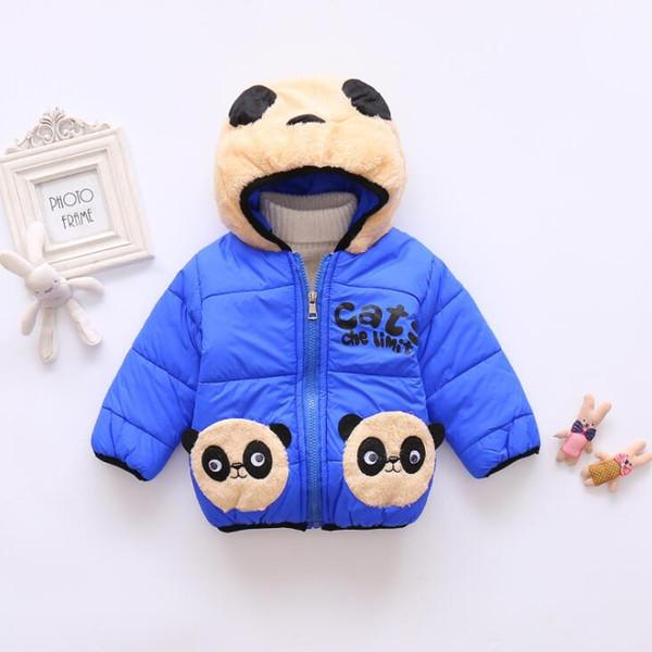 Neue Wintermode Kind Oberbekleidung Mantel für Kinder Oberbekleidung Jungen Mädchen Jacke Kinder Hoodies Mantel Kleidung