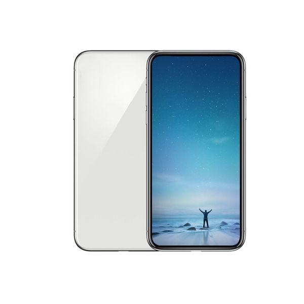 Goophone Xs Max 6.5inch All Screen 3G WCDMA Quad Core MTK6580 1GB 16GB Face ID Wireless Charging Dual Nano Sim Card Smartphone