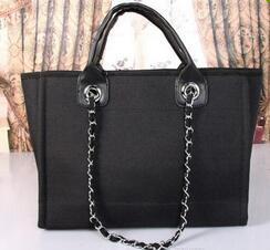 Nova alta qualidade mulheres lona handbag ocasional das mulheres de viagem crossbody beach lazer bag ladies messenger sacos de compras