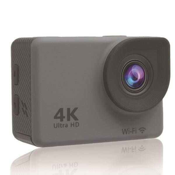 Cámara de acción K5G PK SJ4000 30M Cámara HD impermeable 4K Deporte Pantalla LCD de 2.0 pulgadas Pantalla de 140 grados con lente gran angular Cámara para exteriores