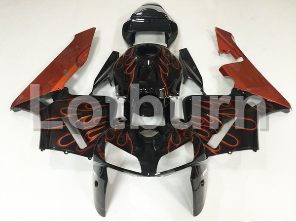 Fit For Honda CBR600RR CBR600 CBR 600 RR 2005 2006 F5 Motorcycle Fairing Kit High Quality ABS Plastic Injection Molding Custom Made A593