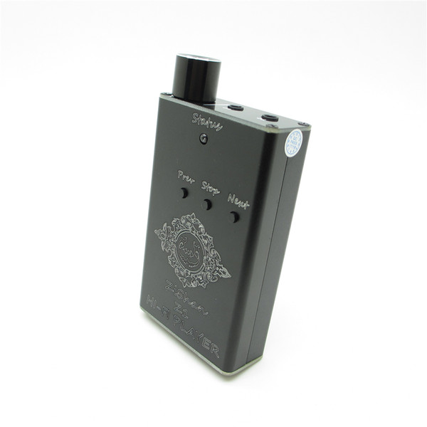 Zishan Z1 hifi lecteur DSD fièvre sans perte MP3 portable ampli DIY carte son USB Max Support 256 Go carte TF