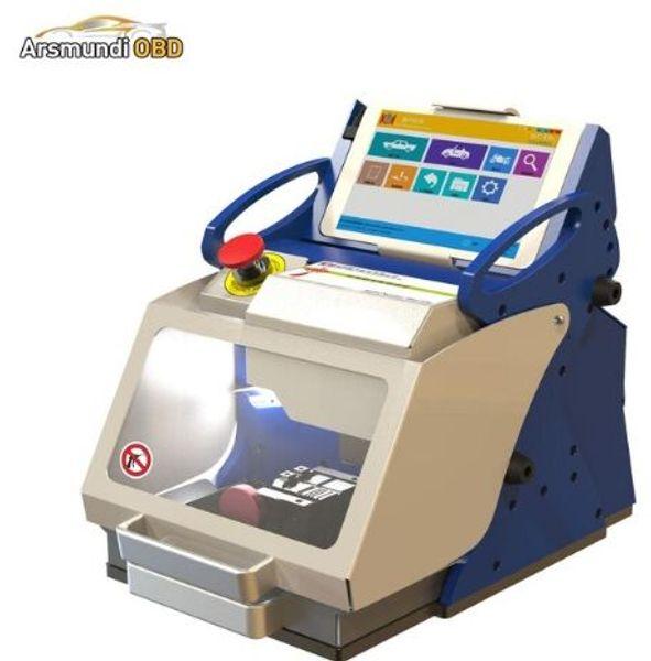 Best Quality 100% Original Used Key Cutting Machine Miracle SEC-E9z Free Upgrade Portable Locksmith Tools High Security Car Key Machine