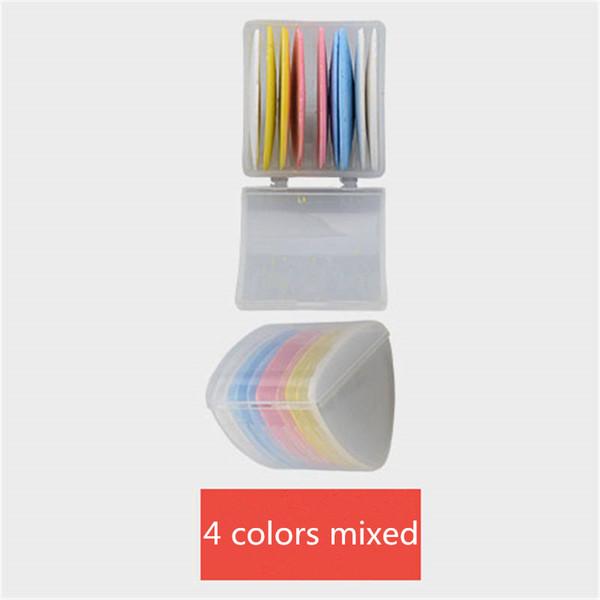 10 Unidades / Paquete Tailor Tiza Costura Costura Confección de Patrones de Confección con Goog Embalaje Artesanía DIY Accesorio