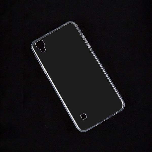 d703acf6c4e Funda transparente para LG X Style Transparente Ultra delgada suave TPU  Funda protectora de silicona para