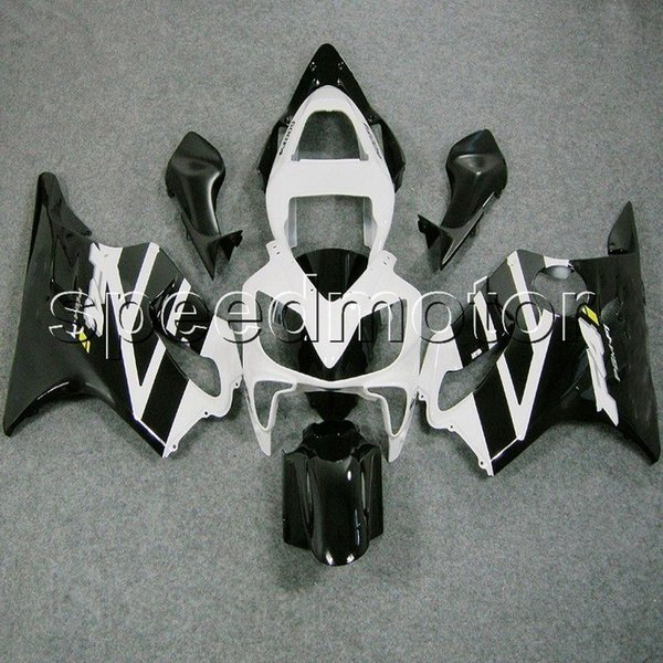 colors+Gifts Injection mold white black CBR600 F4i 01-03 motorcycle cowl Fairing for HONDA CBR 600F4i 2001 2002 2003 ABS plastic kit